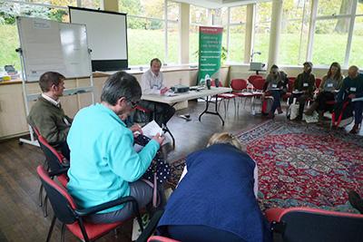 LNFYS conference workshop 2013